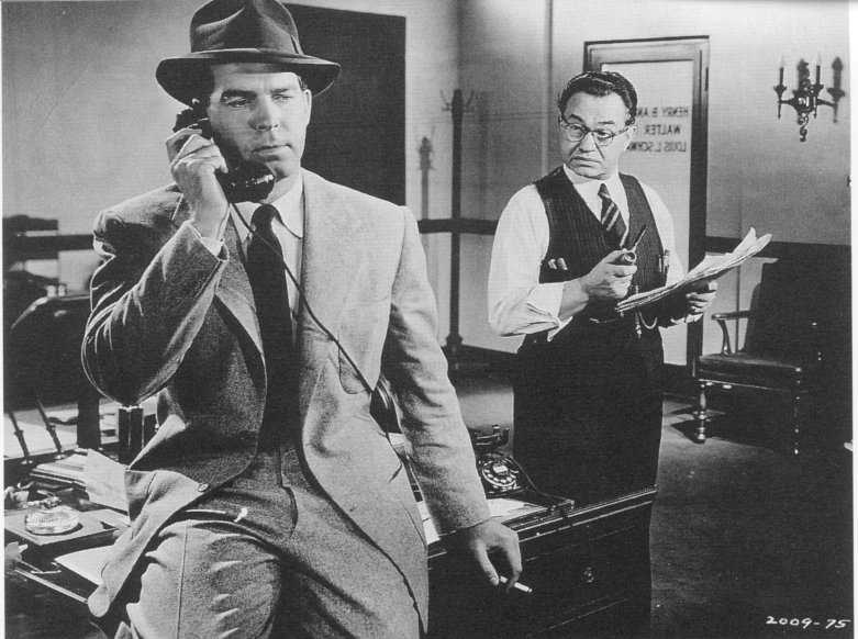 double indemnity character analysis