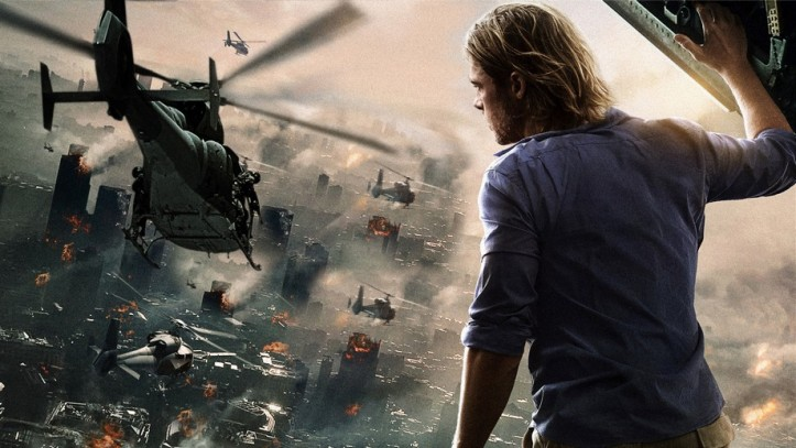 World War Z Movie image