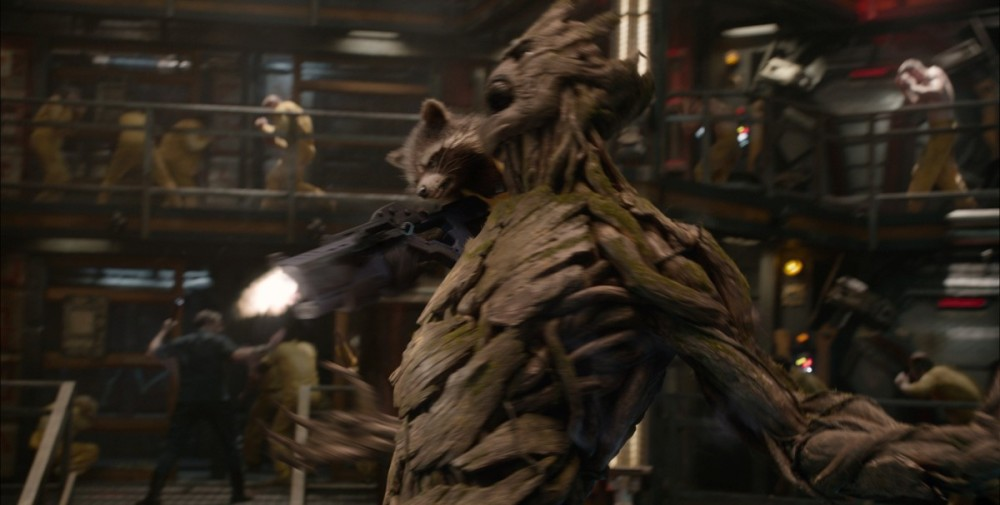 Guardians of the Galaxy(2)