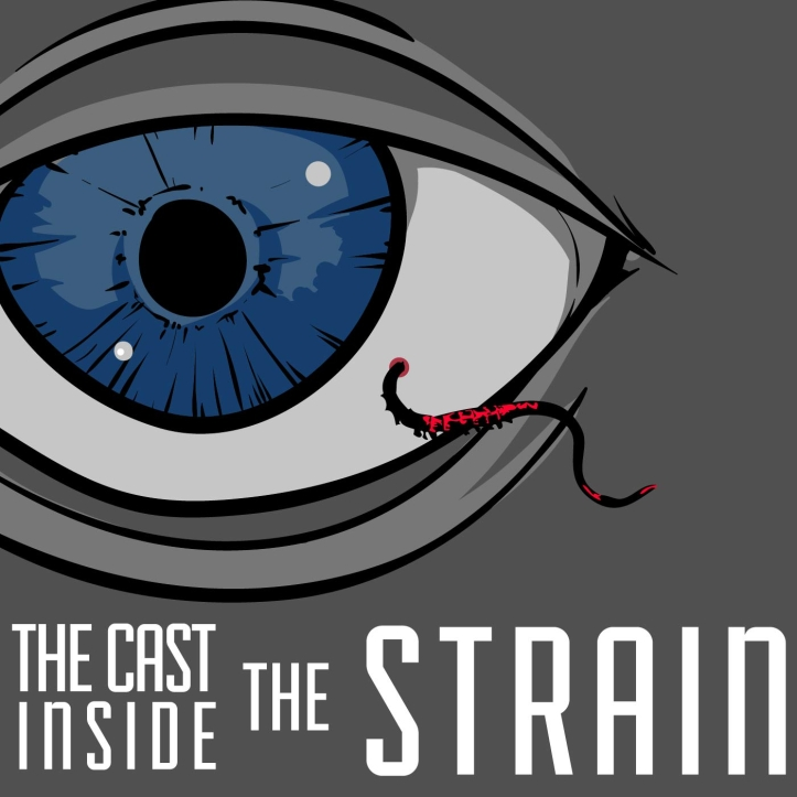 The Cast Inside The Strain