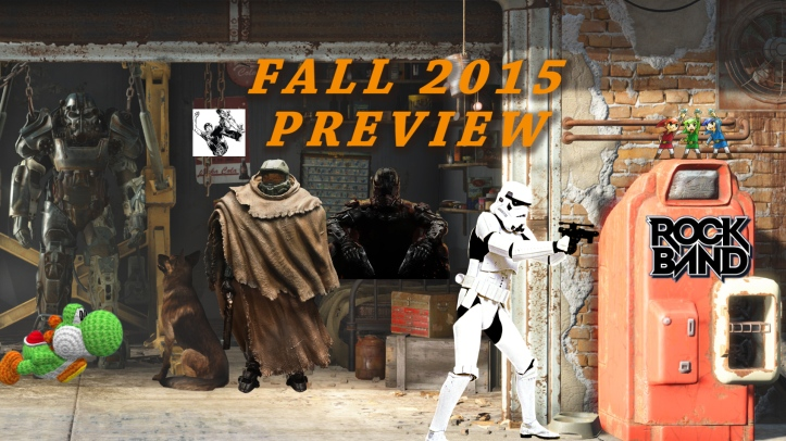 Fall 2015 Preview