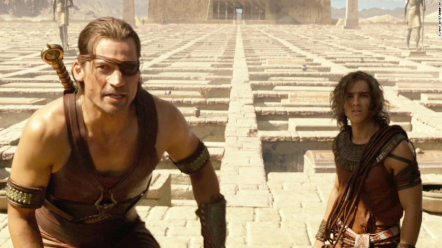 Gods of Egypt 2