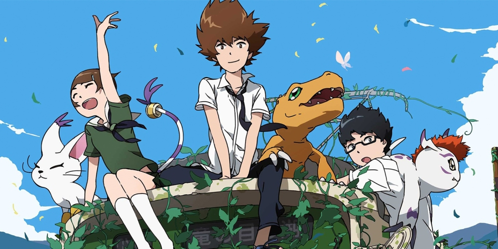 Digimon Adventure Tri - Van